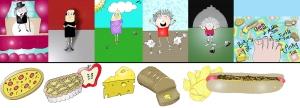 Illustration Collage